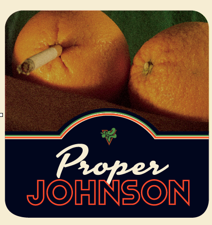 Proper Johnson - LP
